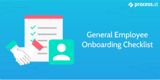 Process St onboarding checklist